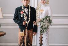 Amel and Irfan Wedding by Nikahsamakita