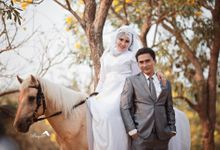 Doni & Fidzlah by Dezant Grayman Photography