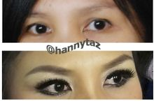 The Wedding makeup of Dessy - Danny, 4 April 2015 by Hannyta Zhong Make Up Artist