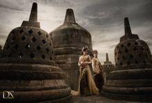 THE PREWEDDING COK DUNG & GEK VICKA by DuaSudut Photography