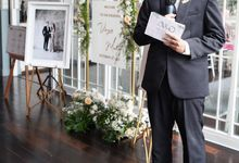 Virgie & Mukti's Wedding by Wildan Fahmi MC