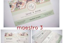 Album Maestro (1) by Vistal Invitation