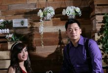 make up prewedding by RZK by RZKA make-up