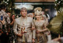 Shinta & Sam Wedding by Get Her Ring