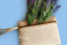 Top Zipper Pouch by Kejora Gift & Souvenir
