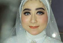 MAKE UP PENGANTIN by Limajariwedding