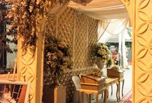 Dekorasi Pernikahan Diah by cv.airesta