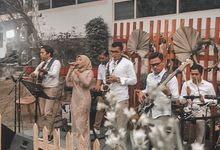 Wedding of Tyana & Willy by Jadi Musik Project