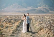 Pre-wedding of Velda & Yason by Vivre the Label