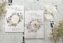 Rustic Invitation by Nate Design