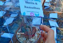 WEEDING SHEILA & RAMADHAN by Mycactusid