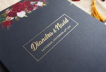Wedding of Diandra & Navid by Prima Card