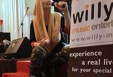 Reza Artamevia feat Willy Music Entertainment by Willy Music Entertainment