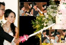 Kris & Eni by WIKA BALI WEDDING & BRIDAL