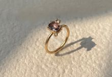 Andrea Wedding Ring by Rumme