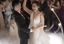 Aaron Wileen Wedding by Sisca Zh