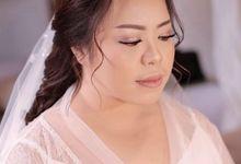 THE WEDDING OF NIA & BOBY by Sheila Kho Makeup