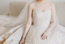 Wedding Makeup - Felycia by Winajonathan Makeup Artist