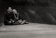 Prewedding at Taman tekno by Therudisuardi