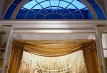 Wedding at Gardenia Room by Hotel Gran Mahakam