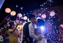 Wedding of Nugraha Fauzi and Christiana Dewi by Nika di Bali