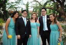 KrinceForever Wedding Entourage Dresses by Sarah Oxales