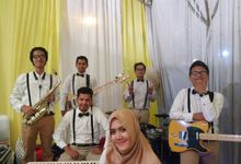 Mona & Rian Wedding by 1548 band