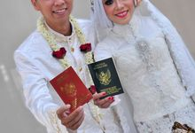 Wedding Galang & Nungki by Purnama Photography & Design