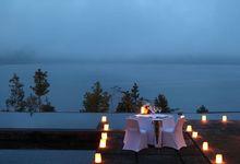 Villa Lake front amazing view wedding venue by Flo Wedding Organizer