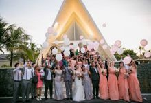 The Wedding of Velita & Rangken by Varawedding