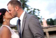 Asuka and Mikael Wedding Clip by Bali Light Cinema