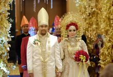 Aisyah & Kifly wedding by SEDJOLI WEDDING ORGANIZER