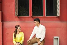 Febrian & Christy Singapore prewedding by fotovela wedding portraiture
