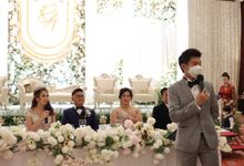 MC Wedding JW Marriot Jakarta - Anthony Stevven by Anthony Stevven