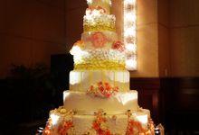 Magnifique Cake by EIFFEL CAKE