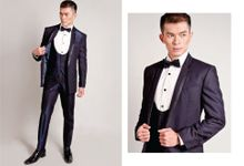 Silver Point by Philip Formalwear