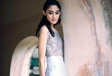 Oblivion from FLESH TO DUST Spring Summer 2015 Ready To Wear by Bramanta Wijaya Sposa