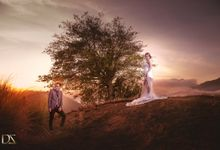 THE PREWEDDING FREDY & DWI by DuaSudut Photography