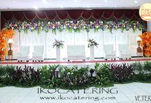 Pelaminan IKO Catering by IKO Catering Service dan Paket Pernikahan