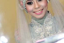 Nidia & Andrian Wedding by Lili Aini Photography
