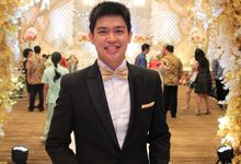 Mc Wedding Ahava Hall Jakarta - Anthony Stevven by Anthony Stevven