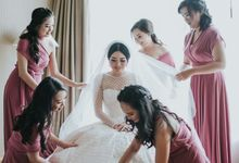 RIO METIA WEDDING by bridestore indonesia