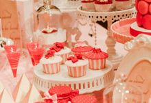 Hendrik & Lilia's Wedding Anniversary Dinner by Handkerchief