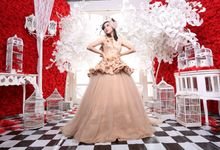 Autumn Ballgown by AR Couture
