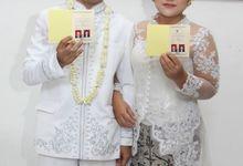 VONI dan ADI - GED PUTIH by Kencana Mas Wedding & Event Organizer