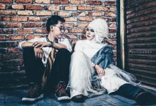 :: Rebel in Disguise :: || A Wedding Celebration Photography for DIONA + YULIAN by SONIC Photoworks