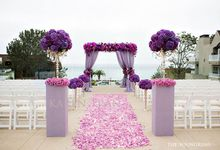 Wedding Flower Gate by Belleza Wedding