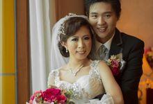 Benny & Sylvia Wedding by Experia Photography
