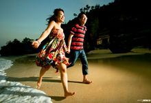 Lim & Zhaojie Prewedding by White Space Photography