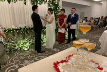 MC Wedding The Tribrata Dharmawangsa Hotel Jakarta - Anthony Stevven by Anthony Stevven